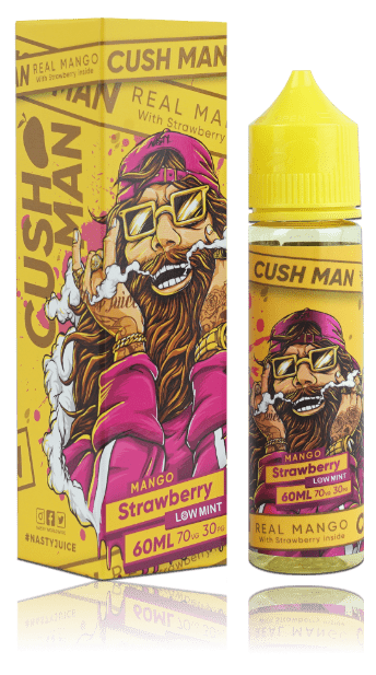 Nasty Mango Strawberry 60ml-4797