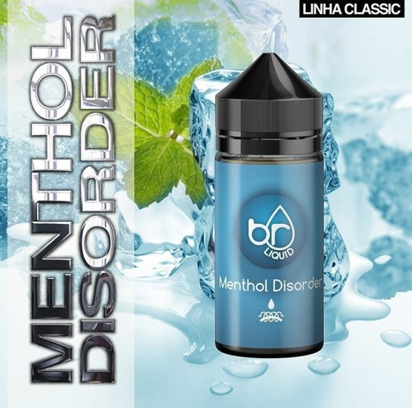 Br Liquid | Menthol Disorder 30ml / 100ml