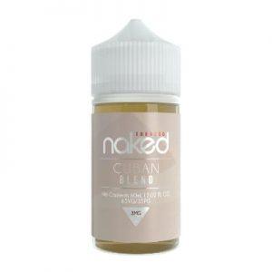 Naked | Cuban Blend 60ml