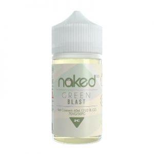 Naked | Green Blast 60ml