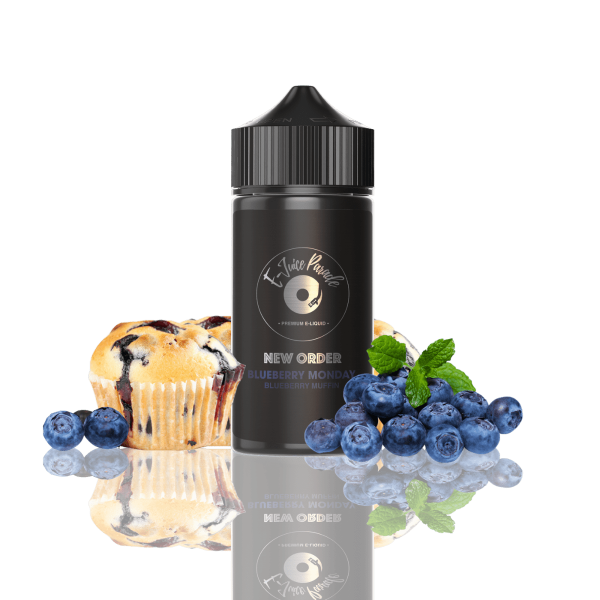 Parade New Order – Blueberry Muffin Monday 30ml-4758