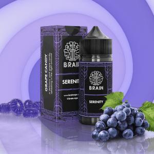 Brain Serenity Salt - Bala de Uva 15ml/30ml