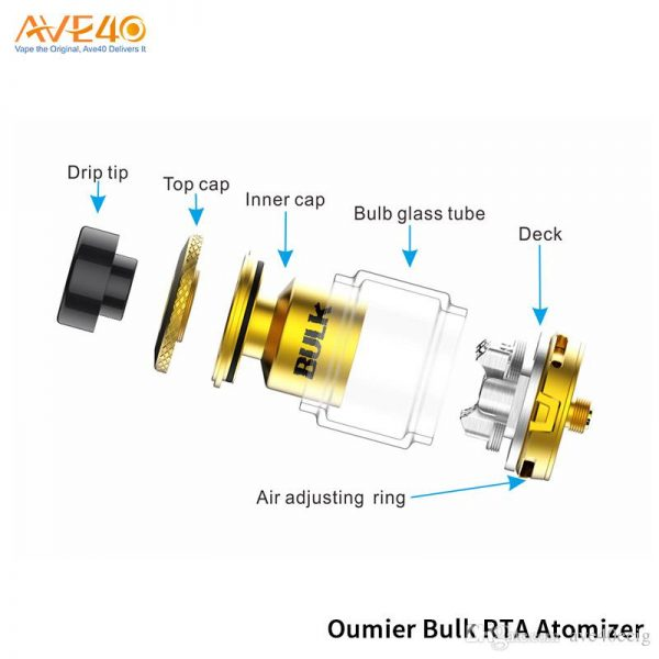 OUMIER BULK RTA-3843