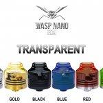 OUMIER | Wasp Nano RDA