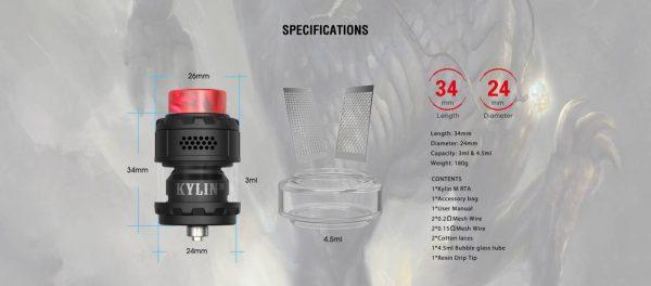 Vandy Vape Kylin M RTA-4572