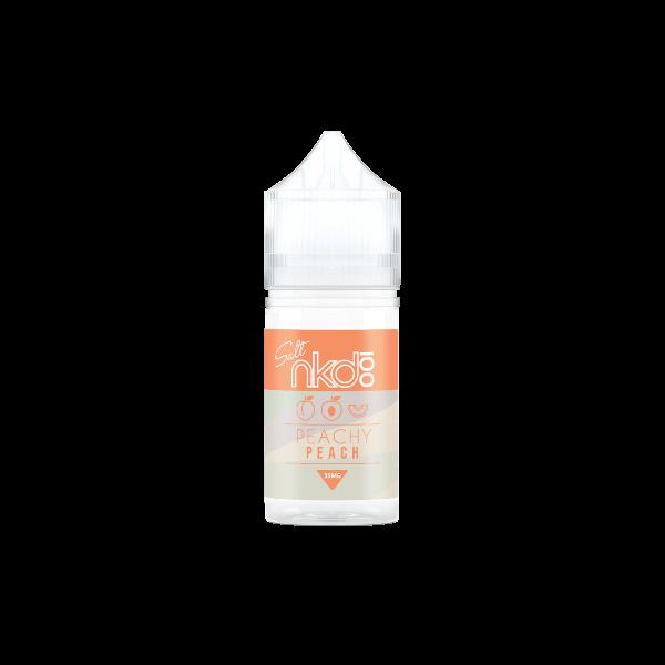NAKED PEACHY PEACH SALT 30ML-0