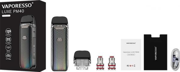Vaporesso Luxe PM40 Pod Mod Kit-4772