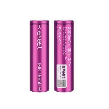 Efest | Bateria 3000MAH 18650