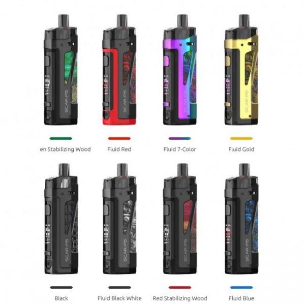 Smok Scar P5 Kit-4640