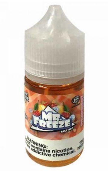 Mr Freeze   Strawberry Mango Frost Salt 30ml