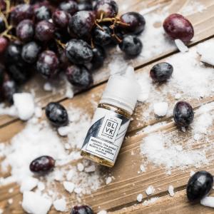 BLVK - Grape Ice Salt 30ml