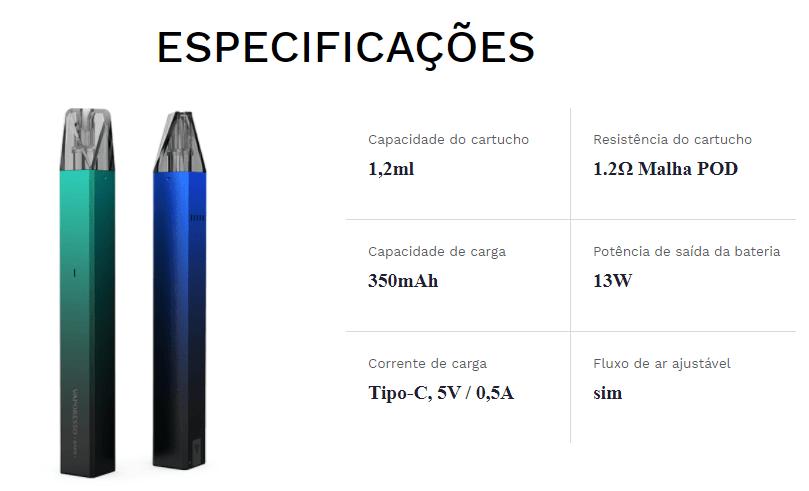 Vaporesso Barr Pod Kit-4446