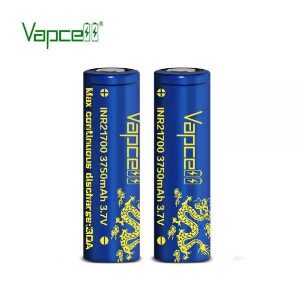Vapcell   Bateria VAPCELL 21700 3750mAh