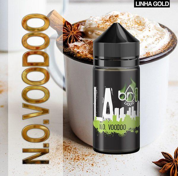 Br Liquid   NO Voodoo 30ml/100ml