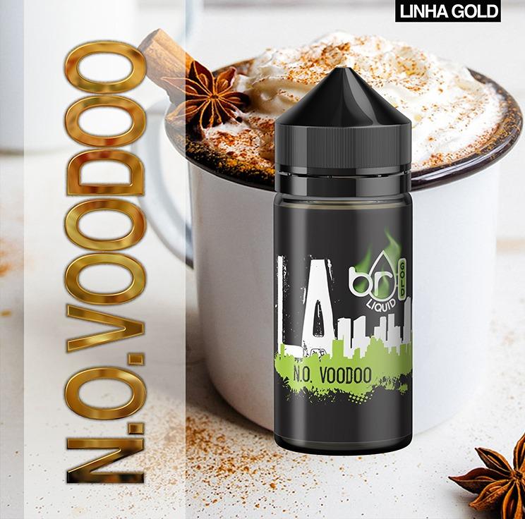 Br Liquid | NO Voodoo 30ml/100ml