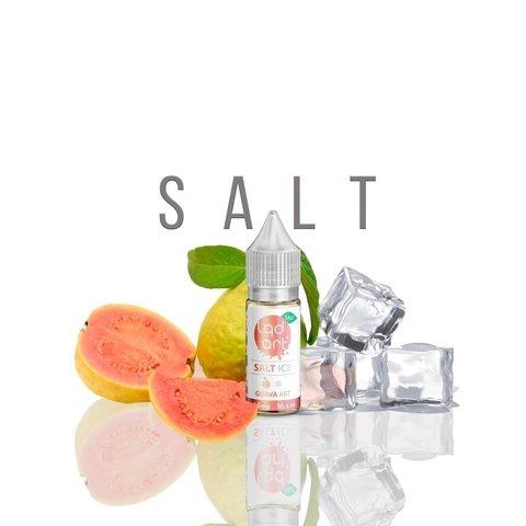 Lqd Art   Guava Art Ice Salt 15ml