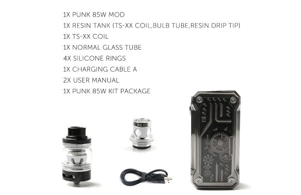 Teslacigs Punk 85w Kit-4367