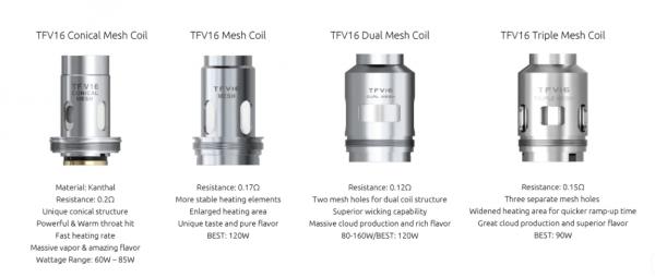 Smok Coil TFV16-4515