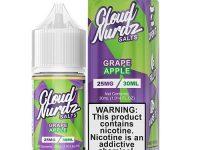 Cloud Nurdz | Grape Apple Salt 30ml