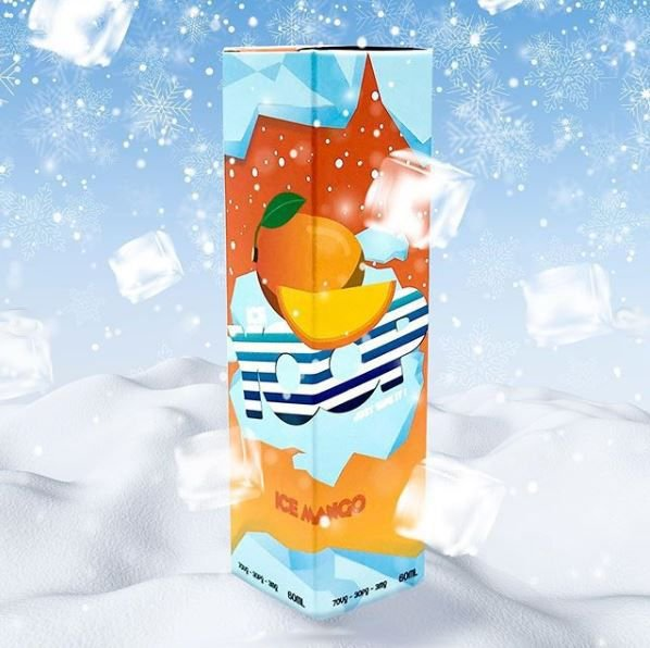 Yoop Mango Ice 60ml-0