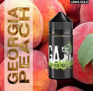 Br Liquids   Georgia Peach 30ml / 100ml