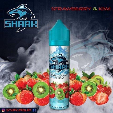 Shark Strawberry Kiwi 60ml-0