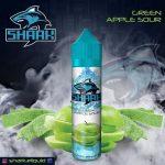 Shark   Green Apple Sour 60ml
