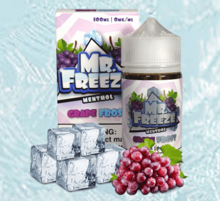 Mr Freeze Grape Frost 100ml-0