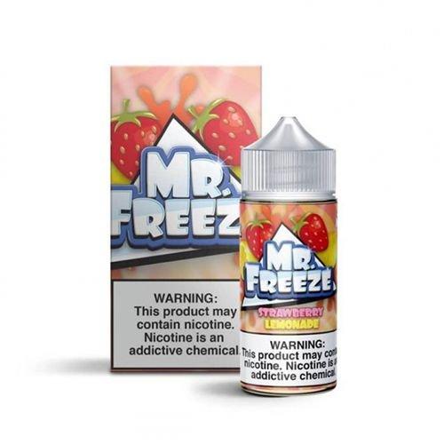 Mr Freeze | Strawberry Lemonade 100ml