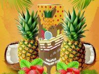 Yoop   Pineapple Strawberry Coco 60ml