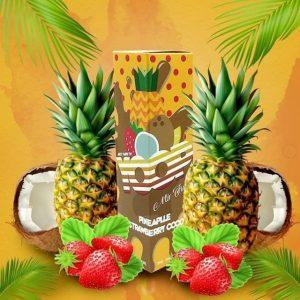 Yoop Pineapple Strawberry Coco 60ml-0