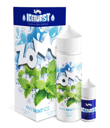 Zomo My Mint Ice 60ml-0