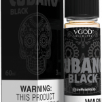 VGod | Cubano Black 60ml