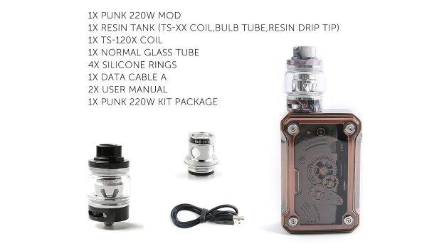 Teslacigs Punk 220w Kit-4371