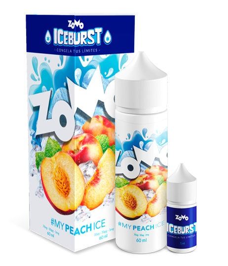 Zomo My Peach Ice 60ml-0