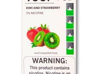 Yoop Pod | Kiwi and Strawberry