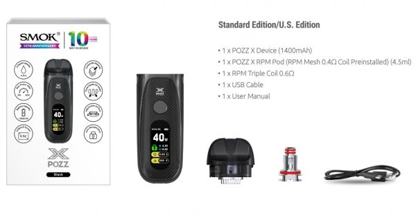 Smok Pozz X Pod Mod Kit-4415