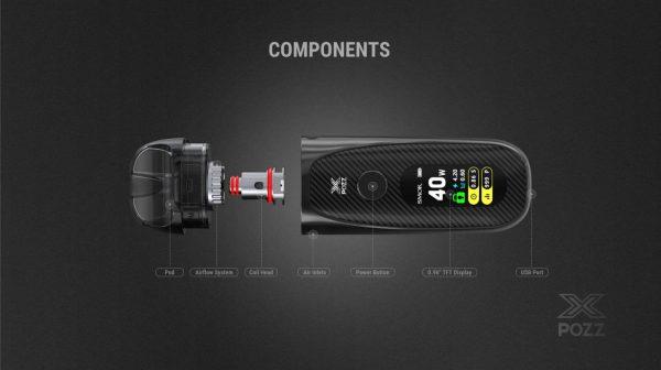 Smok Pozz X Pod Mod Kit-4411