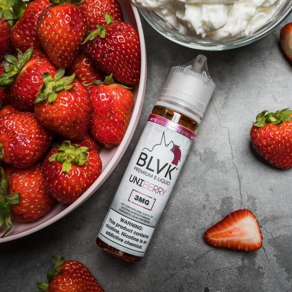 BLVK | UNI Berry 60ml