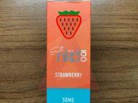 Naked   Strawberry Basic Ice Salt 30ml