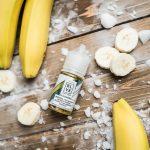 BLVK   Banana Ice Salt 30ml