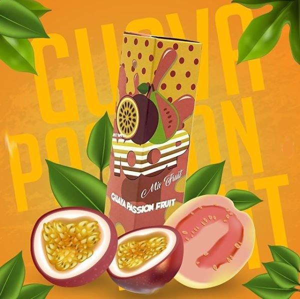 Yoop | Guava Passion Fruit 60ml