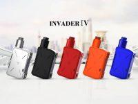 Tesla Cigs Invader IV Kit (Incluso 2 baterias 21700)