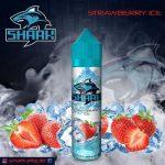 Shark   Strawberry Ice 60ml