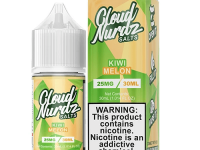 Cloud Nurdz | Kiwi Melon Salt 30ml