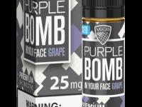 Vgod Purple Bomb Iced Salt 30ml