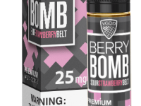 VGod | Berry Bomb Salt 30ml
