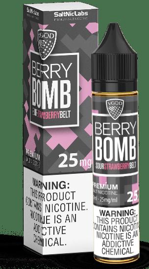 VGod   Berry Bomb Salt 30ml