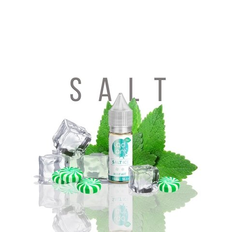 Lqd Art | Mint Art Ice Salt 16,5ml