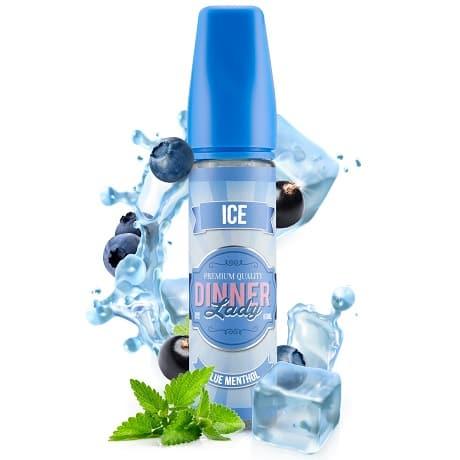 Dinner Lady Ice Fruits Blue Menthol Ice 60ml-0